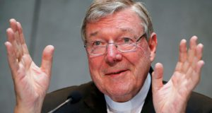 catholic church cardinal george pell